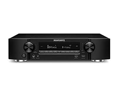 Marantz NR1606 with BIC Acoustech PL-89II Theater System and PL-200
