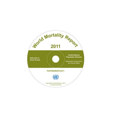 World Mortality 2011 (CD-Rom) (Population Studies) by United Nations