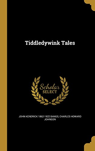 book cover of Tiddledywink Tales