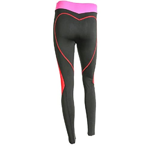Nice Coolred-Women Workout Gym Hit Color Buttery Soft Footless Legging hot sale