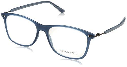 9489f33c794 Occhiali da vista eyeglasses Giorgio Armani AR7059 5336 blu blue sehbrille  uomo