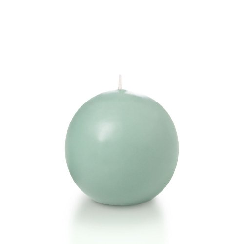 Candles Unscented Ball - Yummi 2.8