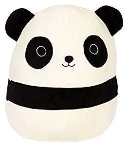 SQUISHMALLOW Kelly Toy 5 Inch Series #1 Plush Super Soft Squishy Stuffed Animals (Stanley The Panda), Multicolor - Kelly Stuffed Toy