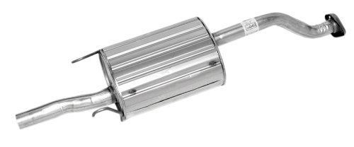 - Walker 54042 Quiet-Flow Stainless Steel Muffler Assembly