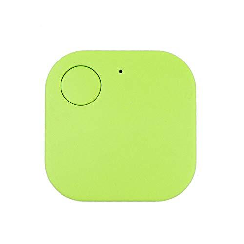 Barthylomo Car Motor GPS Tracker Kids Pets Wallet Keys Alarm Locator Realtime Finder Device (Green)