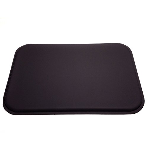 ULTRAGEL''Gaming'' Super Comfy Arm/Elbow/Wrist Rest Gel Pads for Keyboards (FULL 10.5X16.5, Black) by ULTRAGEL
