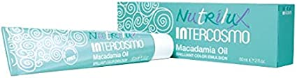 Tinte Nutrilux intercosmo tinte sin amoniaco 2.7 uva negra ...