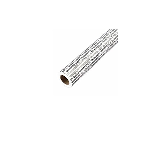 -[ Tervakoski 25 GSM 297 mm X 100 m Paper Roll  ]-