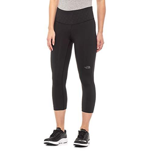 The North Face Women's Flight Zero Mid Rise Capri Pants (Black, X-Large)