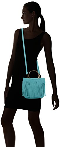 Sasha Womens Body Fringe Blue Swish SwankySwans Cross Bag Blue pAwxCnAq1