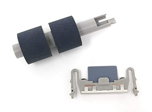 Fujitsu OEM Pick Roller PA03541-0001 and Pad Assembly PA03541-0002 Kit for ScanSnap S300, S300M, S1300, S1300i (Fujitsu Scansnap S1300i Scanner)