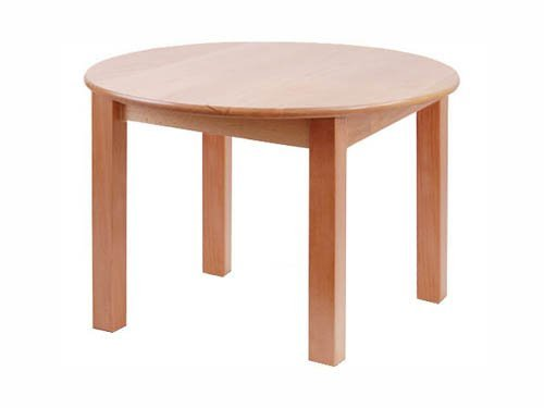 Kids Solid Beechwood Table - 2