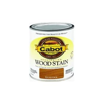 Cabot 144 8139 QT 1 Quart Gunstock Interior Oil Wood Stain