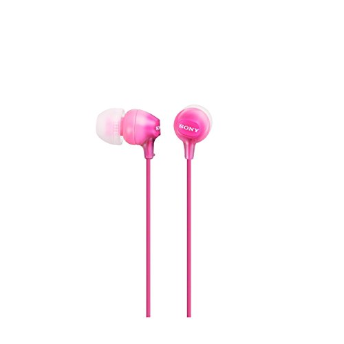 Sony MDR-EX15LP In-ear Pink