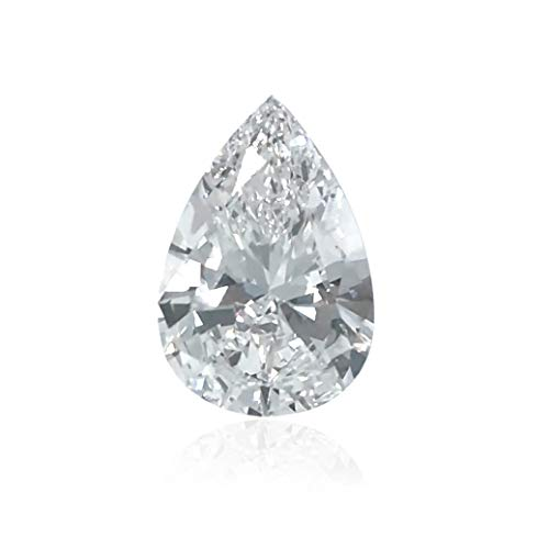 Albert Hern 3.96 cts VS1 Clarity Natural Diamond Pear Brilliant Shape Color E GIA Certified for Jewelry Making or Loose Gemstone