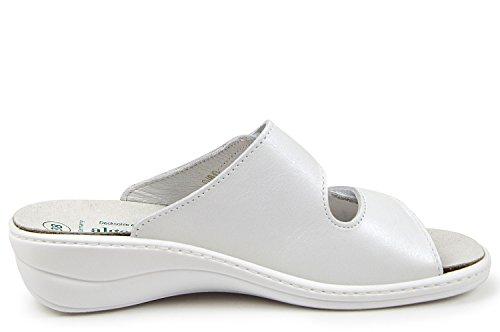 Algemare 1458-1127 Signore Muli Sciolto Plantare Blanco (bianco)