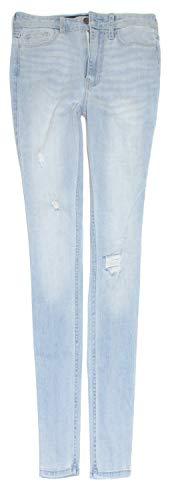 Hollister Women's Advanced Stretch Ultra High-Rise Jean Leggings HOW-42 (0 Short, 0435-281) (Hollister Woman Pants)