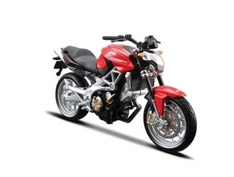 Aprilia Shiver 750 Diecast Model Motorcycle: Amazon.co.uk: Toys & Games