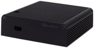 Silverstone SST-PT14B-H1T1 black + HDMI + Thunderbolt Intel NUC Compatible