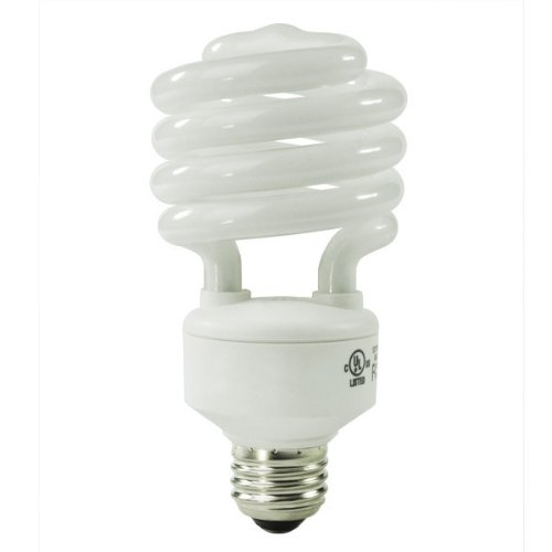 Energy Miser FE-IIS-30W-50K - 30 Watt CFL Light Bulb - Compact Fluorescent - - 120 W Equal - 5000K Full Spectrum - 80 CRI - 67 Lumens per Watt - - 30w Cfl