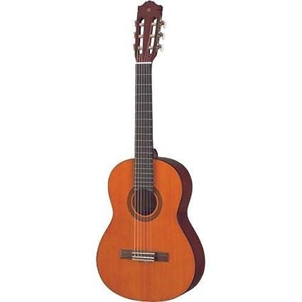 Amazon Com Yamaha Cgs102a 1 2 Size Classical Guitar Musical