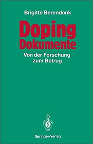 doping dokumente berendonk brigitte