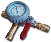 Sava Extreme Duty Hand-held Single Fitting Inflation Controller (8 Bar/116 PSI)
