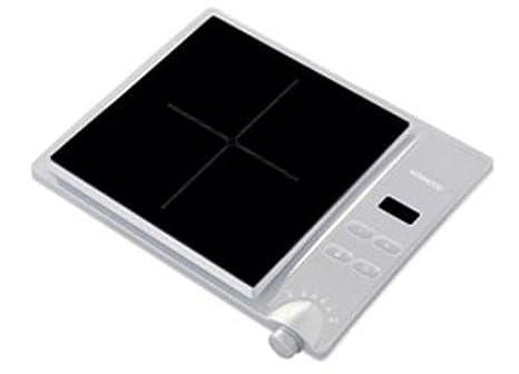 Placa vitrocerámica inducción Kenwood IH100: Amazon.es: Hogar