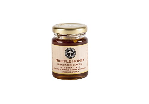 Italian Black Summer Truffle Honey - 3.88 (Italian Truffle Cheese)