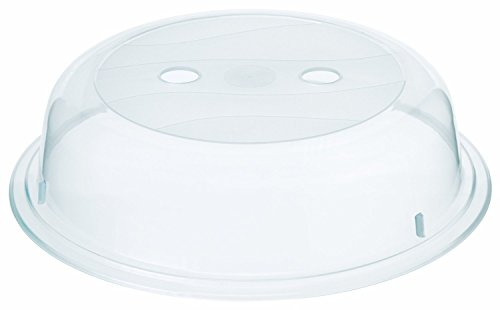 Tapa para microondas, transparente 26cm by RIVENBERT: Amazon ...