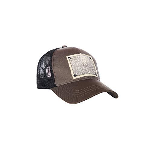- Ranch Bucket Snapback Trucker Hats for Men Womens - Grey | Beaver Creek Adventure Hiking Camping Mesh Cap