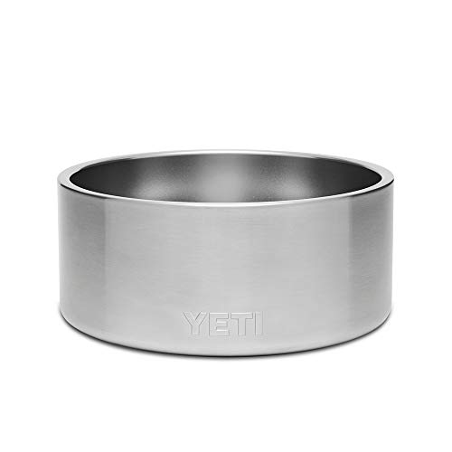 YETI Boomer 8 Stainless Steel, Non-Slip Dog Bowl, Stainless Steel