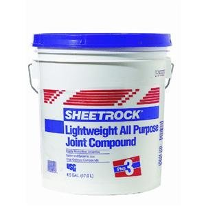 Sheetrock All Purpose Joint Compound Pail 4.5 Gl Sand (Compound Joint Sheetrock)