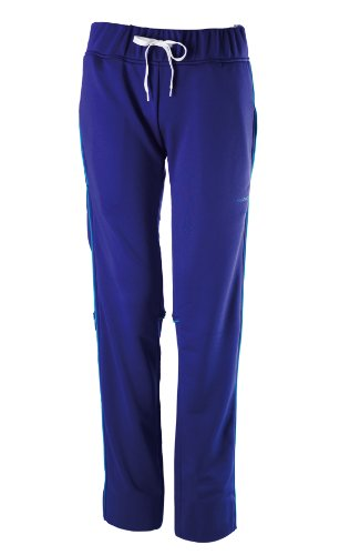 Head Vector warm-up pant FS13, color azul - azul oscuro, tamaño XS
