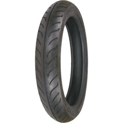 MT90-16 (71H) Shinko 611 Front Motorcycle Tire - Fits: Harley-Davidson Electra-Glide Classic FLHTC/I 1991-1998 ()