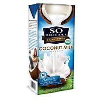 So Delicious Vanilla Coconut Milk 36x 32 Oz by SO DELICIOUS
