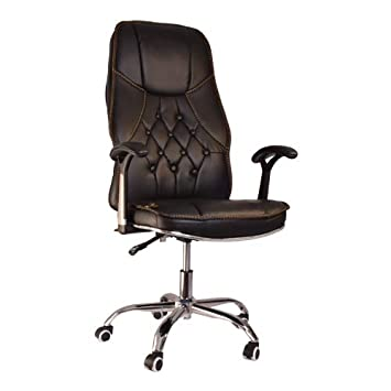 Starry Night Executive Reclining Office Chair 360 Degree Swivel Ergonomic High Back Executive Chair
