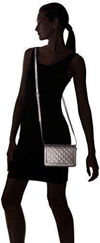 A Crossbody Grigio Bag Tamaris Donna Tracolla Borse S peltro Aura xPHw77YCq