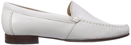 weiss Women's White Sioux Campina Mocassins ZxqIY