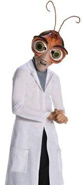 Rubies Dr Cockroach Monsters VS Aliens Kid Halloween Costume S ()