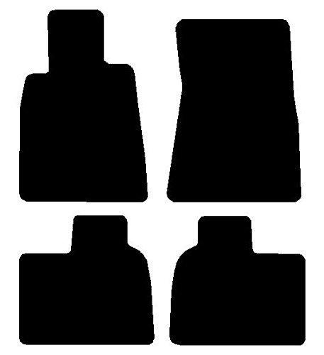 Lexus LS 400 Simplex Carpeted Custom-Fit Floor Mats - 4 PC Set - Beige (1990 1991 1992 1993 1994 1995 1996 1997 1998 1999 2000 90 91 92 93 94 95 96 97 98 99 00)