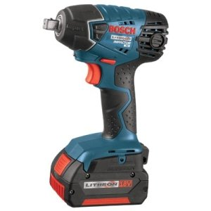 Litheon Impactor Cordless Fastening Drivers, 1/2 in, 18 V, 2,800 rpm