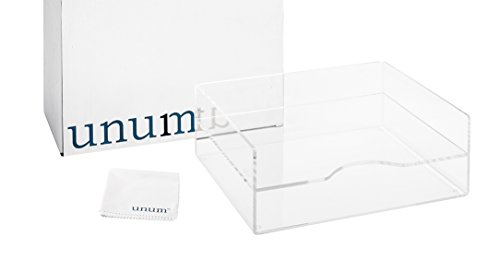 esktop Letter Tray, 2-Tier; Desk Organizer Double Tray for Paper, Files, Folders (Crystal Desk Pen Stand)