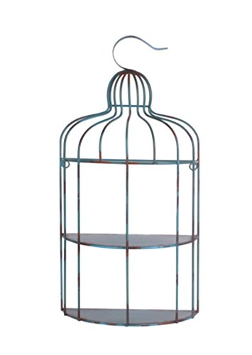 Attraction Design HG1280 Metal Antique Rounded Bird Cage