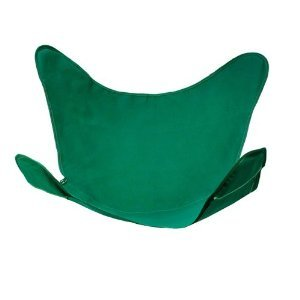 Hunter Green Butterfly Chair Replacement Indoor or Outdoor Cover - Fits Folding Chairs -