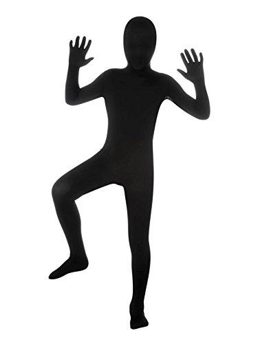 Rubie's Child's Black Second Skin Suit, Medium -