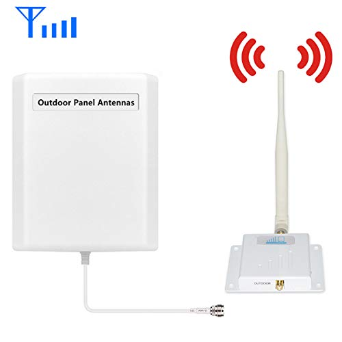 Band 5 Cell Phone Signal Booster 3G Verizon AT&T Signal Boosters HJCINTL 850Mhz FDD GSM CDMA Mobile Phone Signal Booster Repeater Kits (Repeater Gsm)