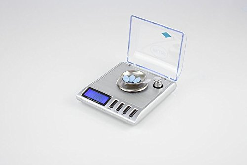 American Weigh Scales GEMINI-20 Portable MilliGram Scale, 20 by 0.001 G by American Weigh (Image #8)