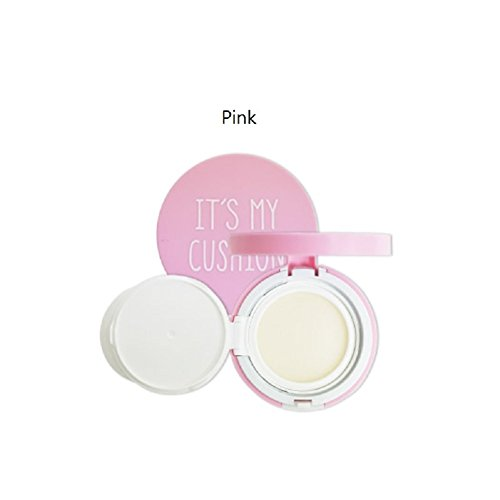 Its My Cushion Case DIY BB Cushion Pact cosmetic Case with Sponge, internal case (Pink)