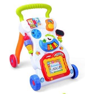 HoEOQeT Carro educativo para niños de la primera infancia con ...